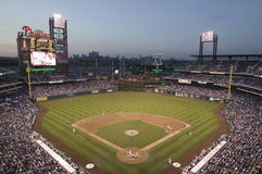 Citizens Bank Park Stock Photo