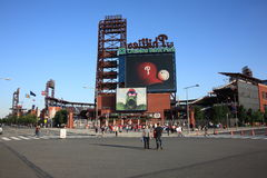 Citizens Bank Park - Philadelphia Phillies Stock Image