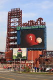 Citizens Bank Park - Philadelphia Phillies Royalty Free Stock Photos