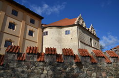 Citizens brewery in Tabor, Czech Republic Royalty Free Stock Photography