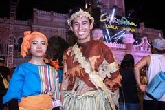 Citra warna马来西亚2016年 库存图片