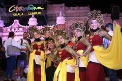 Citra-warna Malaysia 2016 lizenzfreies stockbild