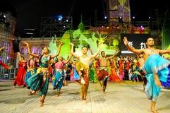 Citrawarna-Fest in Kuala Lumpur 2010 Lizenzfreies Stockbild