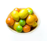 Citric fruit Royalty Free Stock Image