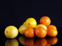 Citric fruits. Stock Photos