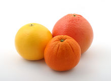 Citric fruits Royalty Free Stock Photo
