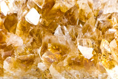 Citrine Royalty Free Stock Photo