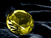 Citrine Jewel Royalty Free Stock Images