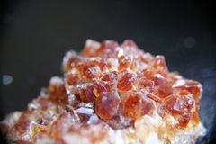 Citrine Royalty Free Stock Image