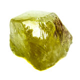 Citrine quartz Royalty Free Stock Photography