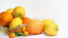 citrino Foto de Stock Royalty Free