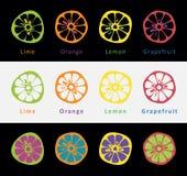 citrino Imagem de Stock Royalty Free