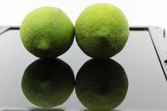 citrino Fotografia de Stock Royalty Free