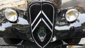 "Citroà ""n-dragkraft Avant Frankrike arkivfoto"