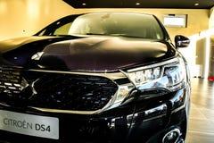 Citroén DS4. Fabulous car, Citroén Ds4! Nice color Stock Image