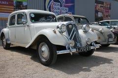 Citroën 15 Royalty-vrije Stock Foto's