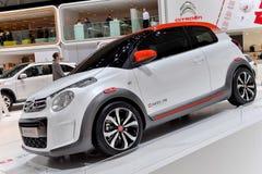 Citroën bij 2014 Genève Motorshow Stock Afbeelding