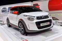 Citroën bij 2014 Genève Motorshow Stock Afbeeldingen
