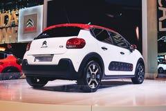 2017 Citroën C3 Royalty-vrije Stock Afbeeldingen