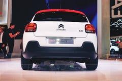 2017 Citroën C3 Royalty-vrije Stock Afbeelding