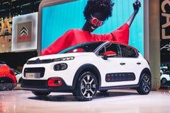 2017 Citroën C3 Royalty-vrije Stock Foto's