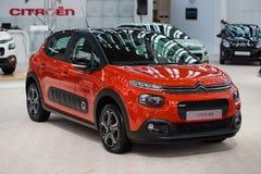 Citroën C3 Royalty-vrije Stock Afbeeldingen