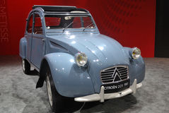 Citroën 2cv 1961 Stock Afbeeldingen