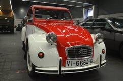 Citroën 2CV Στοκ Εικόνες