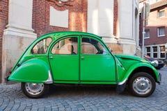 Citroën 2CV Stock Afbeeldingen