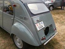 1963 Citroën 2cv de Sahara AW royalty-vrije stock fotografie