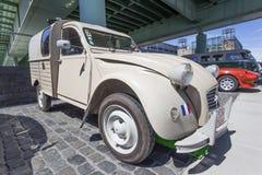 Citroën 2CV Fourgonnette Royalty-vrije Stock Afbeelding