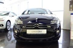 Citroën DS3 Royalty-vrije Stock Foto