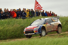 Citroën en zijn ventilators stock fotografie