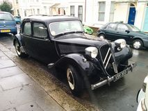 Citroën Traction Avant Arkivfoton