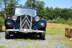 Citroën Traction Avant Stock Images
