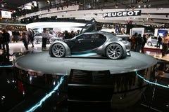 Citroën Survolt concept car Stock Image