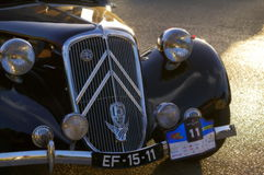 Citroen 15 CV Stock Photography