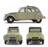 Citroen 2CV Stock Photo