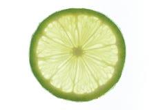 citroen achtergrond Royalty-vrije Stock Foto