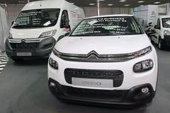 Citroen au Car Show de Belgrade Photographie stock