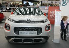 Citroen au Car Show de Belgrade Photos stock