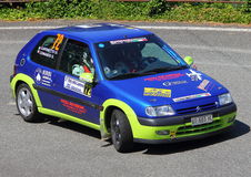 Citroen Ax rally car Royalty Free Stock Photography