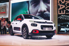 Citroen 2017 C3 Photo stock