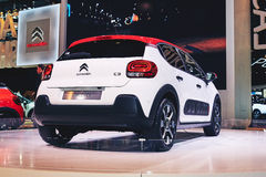 2017 Citroen C3 Obraz Royalty Free