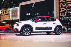 Citroen 2017 C3 Photographie stock