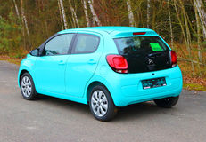Citroen C1 Photo libre de droits