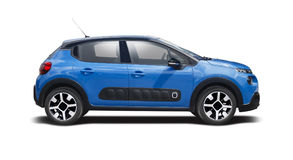 Citroen C3 Photo stock