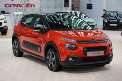 Citroen C3 Royalty Free Stock Images