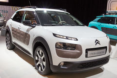 Citroen C4 Cactus Royalty Free Stock Images