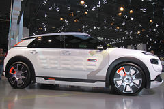 Citroen C4 Cactus Royalty Free Stock Photos